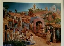 James Christensen Artist PARABLES with Guide Booklet 1999 S/N Print LE #5/1500