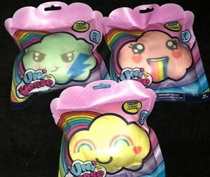 UNI VERSE UNICORN BLIND BAG WITH SURPRISE ACCESSORIES SERIES 1 LOT OF 3 NEW