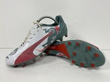 Men's Puma evoSPEED 1.3 Dragon Graphic White Football Boots FG 2014 Size UK 9.5