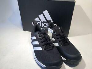 Adidas Men's Game Spec FX3650 Athletic Tennis Shoes - Black Size 9