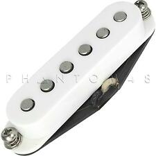 Suhr Guitars V60LP Low Peak Single-Coil Vintage Strat NECK Pickup - WHITE