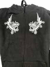SDCC Tokidoki Men Hoodie Face Off Dragon Large With Gift (J1)