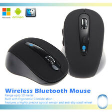 Mini Wireless Bluetooth 3.0 Optical Mouse 1600 DPI Mice for PC Android Notebook