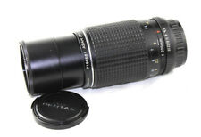SMC PENTAX 1:4 .5 F = 80-200 mm Zoom Lens per Pentax ME, ME-Super, MX, MV ecc.