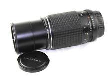 SMC PENTAX 1:4.5 F=80-200mm Zoom Lens for Pentax ME, ME-Super, MX, MV etc.