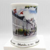Trondheim Norway Coffee Mug Stiftsgarden by Leif Otto Furseth Trondhjæmskruset