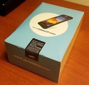 Samsung Galaxy S7 active SM-G891-32GB - Titanium Gray Unlocked SEALED NEW IN BOX