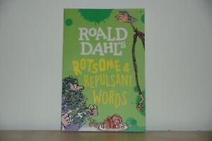 Roald Dahl Rotsome & Repulsant Words Book
