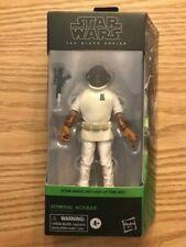 Star Wars Black Series Return of the Jedi Admiral Ackbar #01