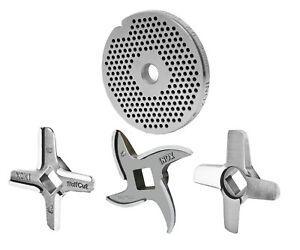 Fleischwolfscheibe oder Messer kompatibel für Bosch MFW68660