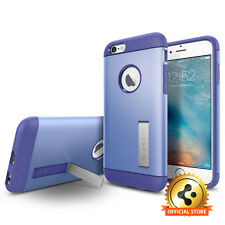 [Spigen Outlet] Apple iPhone 6 / 6S [Slim Armor] Violet Shockproof Slim Case
