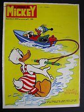 Le journal de Mickey N° 1096 du 6 /1973 -Walt Disney Edi-Monde