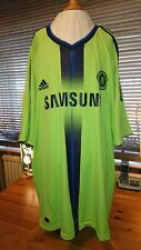 Chelsea 2010-11 Third Away Football Shirt By ADIDAS. Size 2X-large.