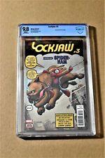 Lockjaw #3 CBCS 9.8 Amazing Fantasy #15 Homage Cover (Not CGC)