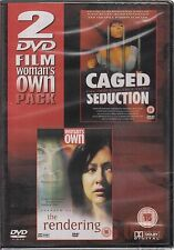 Caged Seduction The Rendering DVD Movie Original UK Release Brand New Sealed R2
