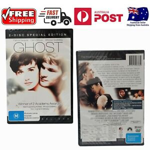 Ghost (DVD, 2009, 2-Disc Special Edition) Region 4 - Patrick Swayze, Demi Moore