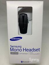 Samsung HM1350 Universal Bluetooth Headset Hands Free Black NEW