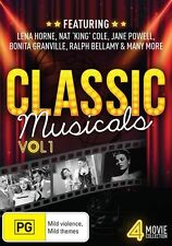 Classic Musicals: Volume 1 - Breakfast in Hollywood NEW R4 DVD
