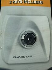 Chamberlain Key Switch - Brand new 2 keys included