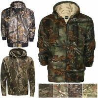 MENS CAMOUFLAGE HOODIE JUNGLE PRINT COMBAT HOODY HUNTING SWEAT SHIRT HOODED TOPS