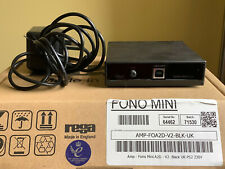 Rega Fono Mini A2D Phono Stage - UK-made Pre-Amplifier for Vinyl Turntables