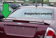 UN-PAINTED FOR FORD FUSION 2006 2007 2008 2009 REAR SPOILER WING W/LIGHT NEW