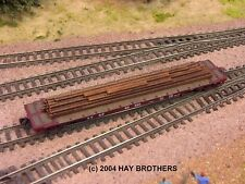 Hay Brothers STEEL BEAMS LOAD - Fits 50 / 50+ foot Flatcars & Gondolas