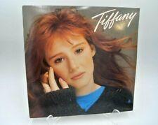 TIFFANY Self-Titled Vinyl LP 1987 MCA-5793