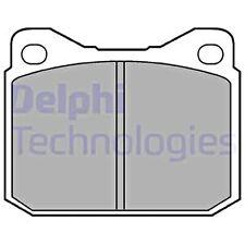 DELPHI Disc Brake Pad Set For VW Lt 28-35 I 40-55 Lt28-50 281-363 75-96 GBP630
