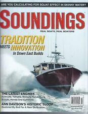 Soundings (Real Boats, Real Boaters) Magazine - July 2017