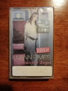 Leann Rimes - Twisted Angel - Malaysia Original Press Cassette (Brand New)