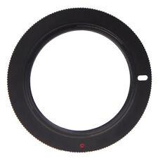 Anillo adaptador lentes M42 para Nikon D700 D300 D5000 D90 D80 D70 Negro W7N6