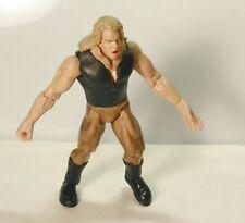 WWE CHRIS JERICHO FIGURE TITAN TRON JAKKS PACIFIC 1999 GOLD TROUSERS