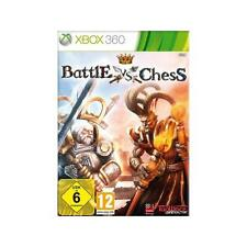 Pal version Microsoft Xbox 360 Battle vs Chess