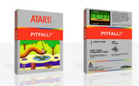 - Pitfall! Spare Replacement Game Case Box + Cover Art Work Only