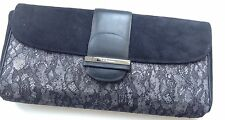 L.K.Bennett Women's Black Clutch Hand bag.New, RRP £225.