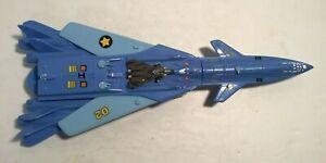 VTG 1989 Kenner MegaForce Stratofortress Bomber w/ 6 Bombs Escape Pod COMPLETE