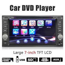 2-DIN Car DVD Stereo USB MP3 Radio Player For Toyota Landcruiser Prado Hilux