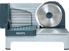 Cortafiambres - Krups TR522341 Potencia 140W, Estructura metálica