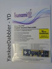 Soundtraxx {885013} Ver 1.2 TSU-PNP 2 amp Tsunami2 for EMD Diesel YANKEEDABBLER