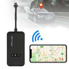 GPS Tracker Vehicle Car Tracking Device Locator Real time Caravan Auto Personal