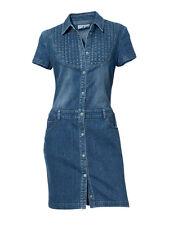 Jeanskleid blau Gr.36 RICK CARDONA Heine Sommerkleid Kleid blue NP70€