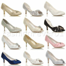 Kitten Bridal or Wedding Unbranded Heels for Women