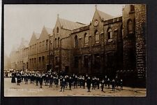 Liverpool - St. Anthony's Schools (Everton Valley) - real photographic postcard