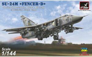 "Armory 1/144 AR14704 Sukhoi Su-24M ""Fencer"" Ukrainian pixel plastic kit"