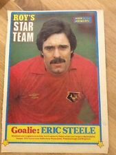 Watford Surname Initial S Football Prints