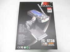 FlySky FS-GT3B 2.4Ghz 3 Channel Transmitter Radio & Receiver Combo OZRC