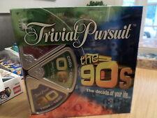 TRIVIAL Pursuit 90's edition-complet bon état