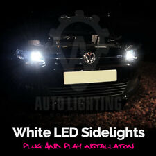 For VW Polo 2001-2014 Xenon White LED Sidelight Bulbs Canbus *SALE*