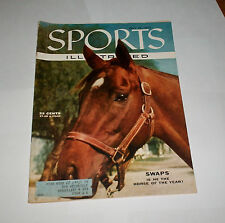 1955 Sports Illustrated SWAPS Kentucky Derby !